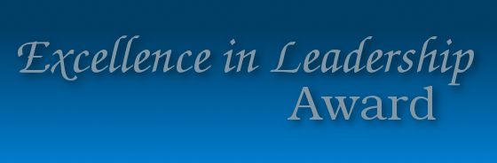 Staff Assembly Excellence in Leadership Award logo